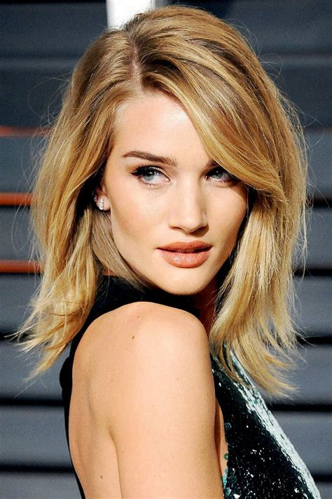 Shoulder Length Hairstyles For Thick Hair by Awesome Shoulder Length Hairstyles For Thick Hair Ideas