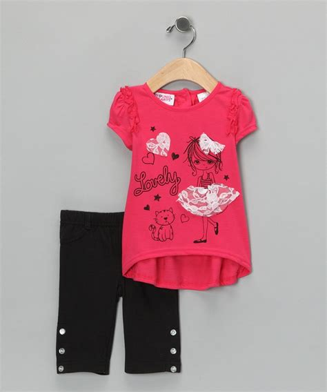 7 Lovely Tunics by Pink Lovely Tunic Infant Toddler