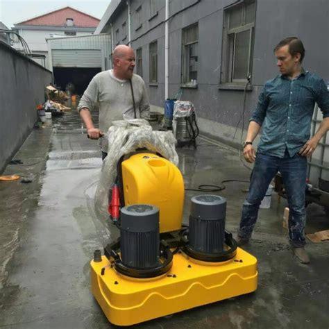 Granit Polieren Drehzahl by Gro 223 E Modell Stein Terrazzo Betonboden Trocknen Schleifen