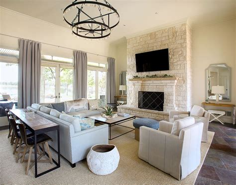 tv in front of window current inspiration pinterest love this sectional in this living room living room