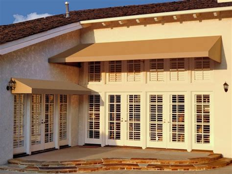 window door awnings traditional exterior los angeles