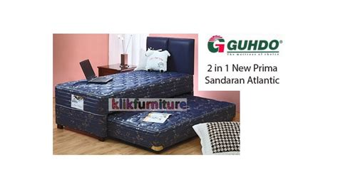 Bed Guhdo No 2 bed guhdo 2 in 1 new prima sandaran atlantic