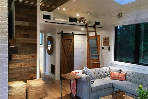 tiny heirloom s larger luxury tiny house on wheels hawaii house by tiny heirloom tiny living