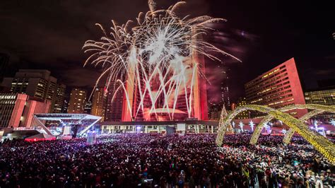 new year parade toronto 2015 walk the earth to headline nathan phillips square new