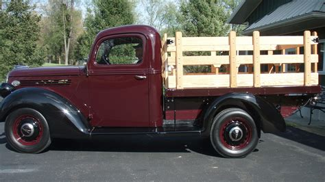 Bed Frames Indianapolis 1939 Ford Stake Bed T29 Indianapolis 2013