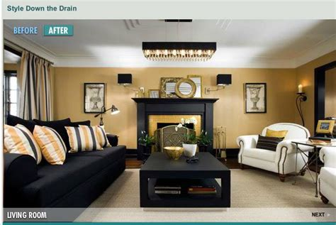 black and yellow living room yellow black gold living room never thought of these colors so for family room idea