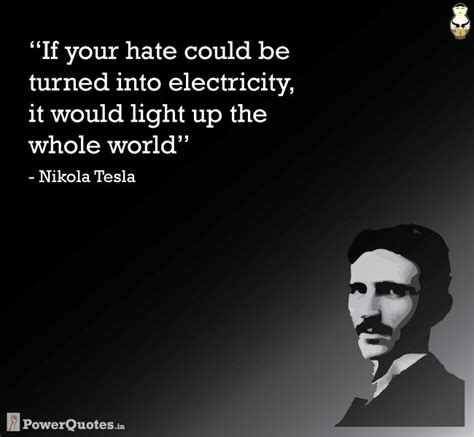 Nikola Tesla Quotes Nikola Tesla Quotes On God Quotesgram