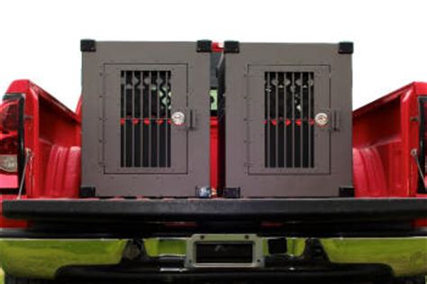 truck bed dog box dog transport boxes dog crate aluminum boxes and kennels