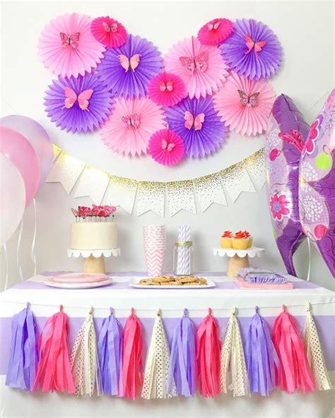 imagenes de cumpleaños con mariposas decoraci 243 n para un cumplea 241 os de mariposas