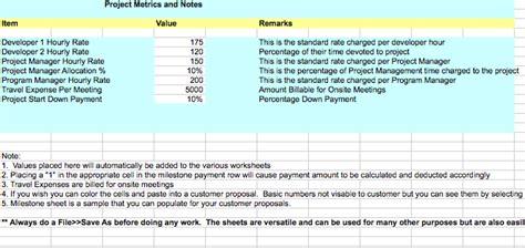project engagement estimator worksheet emerging open