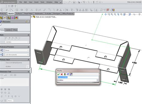 shop technology and 3 d cad table driven models the