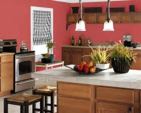 Kitchen Paint Red » Home Design 2017