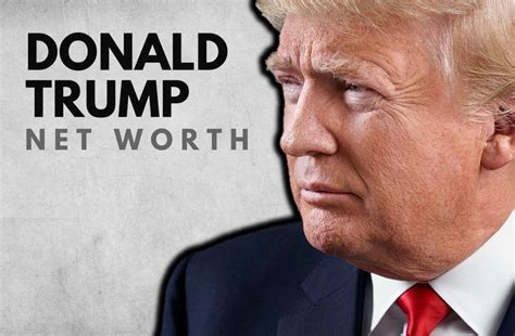 donald trump wealth donald trump s net worth in 2018 wealthy gorilla