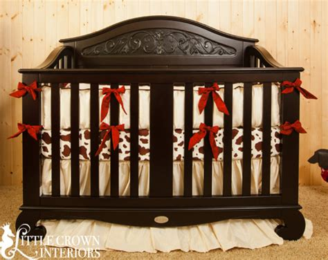 rustic crib bedding western silk crib bedding rustic baby bedding orange