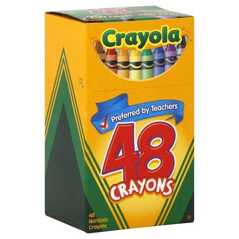 Crayola Crayons 48 crayola crayons 48 count