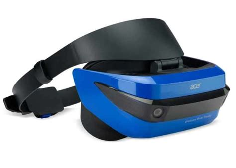 Headset Bluetooth Acer acer windows mixed reality headset developer edition now available for 299 geeky gadgets