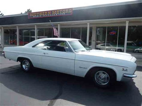 1966 impala ss for sale 1966 chevrolet impala ss for sale on classiccars