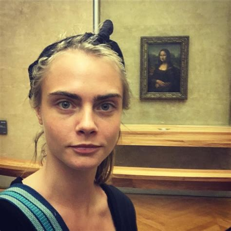 whats up with ann aldridge face cara delevingne twitter and instagram personal pics