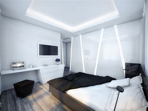 black and white modern bedroom luxurious white and black bedroom design ideas interior