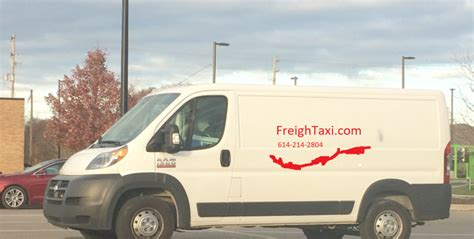 freightaxi  covering states ohio pa northern