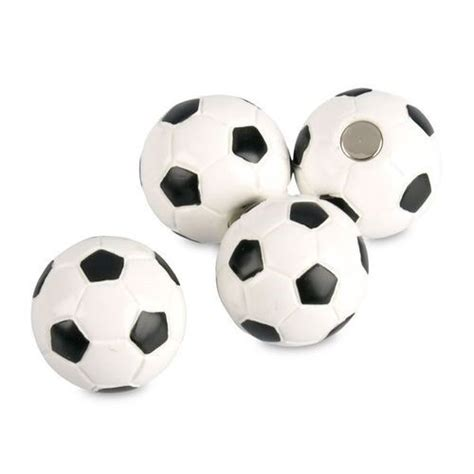 aimants d 233 coratifs ballon de foot aimants n 233 odymes set