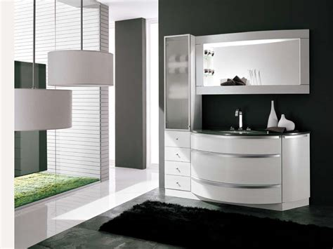 rab bagno mobile lavabo con armadio con specchio ab 507 rab