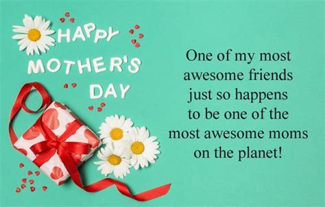 Happy Mothers Day Messages to Friends, Best Special Wishes