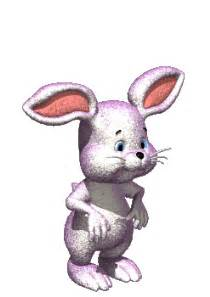 easter bunny easter egg and easter animations