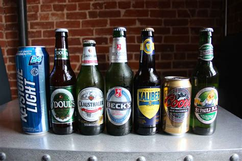 absence of light beer beer experts decide which non alcoholic beer tastes best