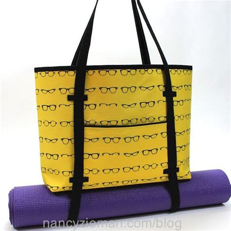 pattern for yoga mat tote how to sew a yoga tote bags beaches and umbrellas