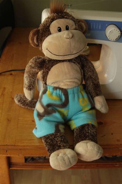 make sock animals patterns sew stuffed animal jammies free pattern its always