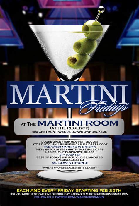 Martini Room by Martiniroomjxn