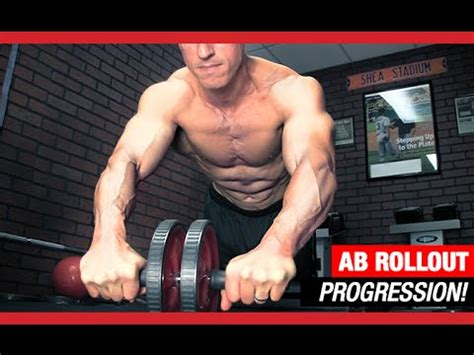 ultimate ab rollout progression beginner  advanced youtube