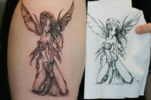 Fairy tattoo image gallery fairy tattoo gallery fairy tattoo designs