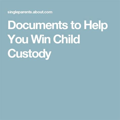 K Fed To Continue Joint Custody by Top 25 Best Child Custody Ideas On Child