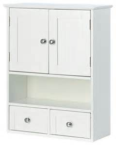 Bathroom Cabinets With Shelves Nantucket Wall Cabinet Traditional Bathroom Cabinets And Shelves