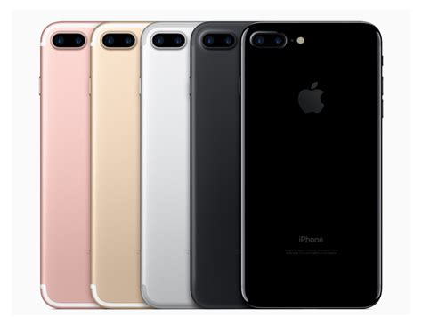 iphone 7 revealed in five colours including easily scratching jet black the independent