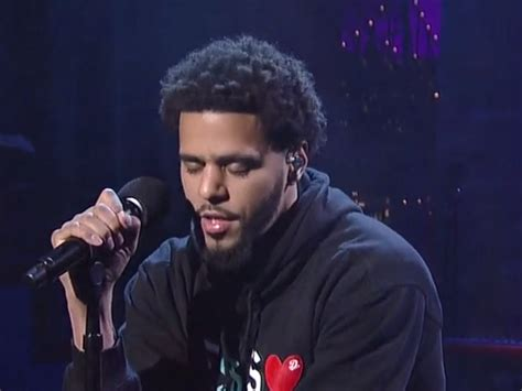 """With Huge Sales Projections, J. Cole Keeps """"2014 Forest"""