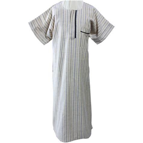 Baju Jubah Arab Lelaki jubah kanak2x arman jubah arab untuk lelaki warna coklat muda berjalur light brown sad5685