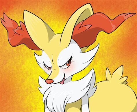Braixen What Are You Doing pokemon Know Your Meme