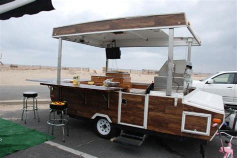 Cabin Boy Trailer by Whiskey Kitchen Trailer Pop Up Rv Kitchen