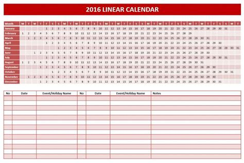 powerpoint template calendar 2016 calendar templates microsoft and open office templates