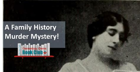 the plot is murder mystery bookshop books a family history murder mystery the new genealogy gems