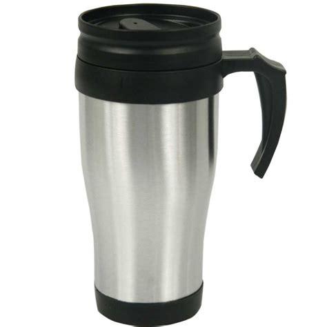 travel mug stainless steel travel mug poundstretcher