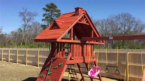 backyard discovery cedar chateau playhouse 100 backyard discovery cedar chateau playhouse gorilla