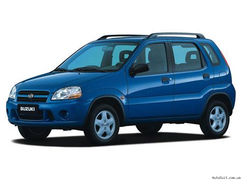 Suzuki Ignus 2000 Suzuki Ignis Related Infomation Specifications