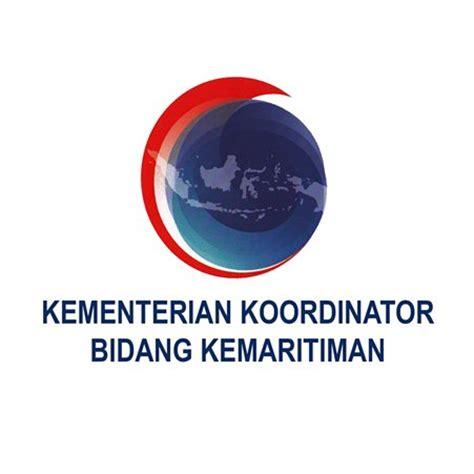 kemenko maritim punya logo resmi  gambar  arti
