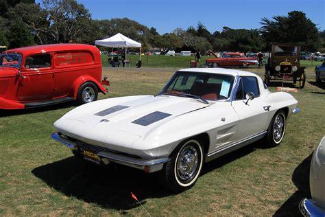 1963 chevrolet corvette sting split window pics info