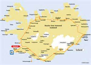 Itinerary suggestions driving in iceland self planner for a round tour