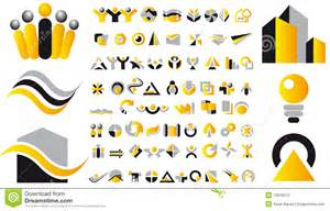 vector logo and design elements stock photography image